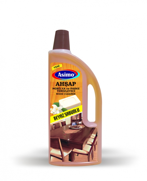 White Soap Wood Cleaner