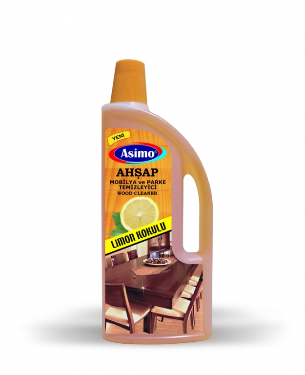 Lemon Wood Cleaner